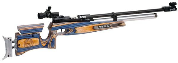 Selected Anschütz Rifles Now Available through CMP Affiliate