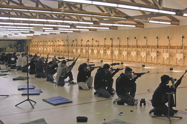 Air Rifle Shooting Range Air Rifle Ranges That